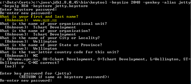 B4J Tutorial - B4J Server: Requesting and Installing SSL Certificate ...