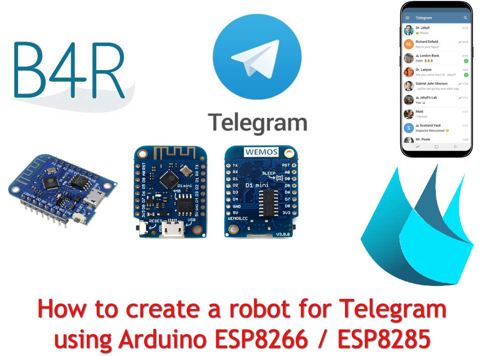 How to create a robot for Telegram_using Arduino ESP8266 _ ESP8285.jpg