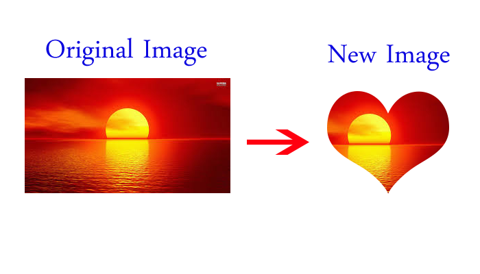 Android Question - Heart Shaped Image Effect   B4X Community