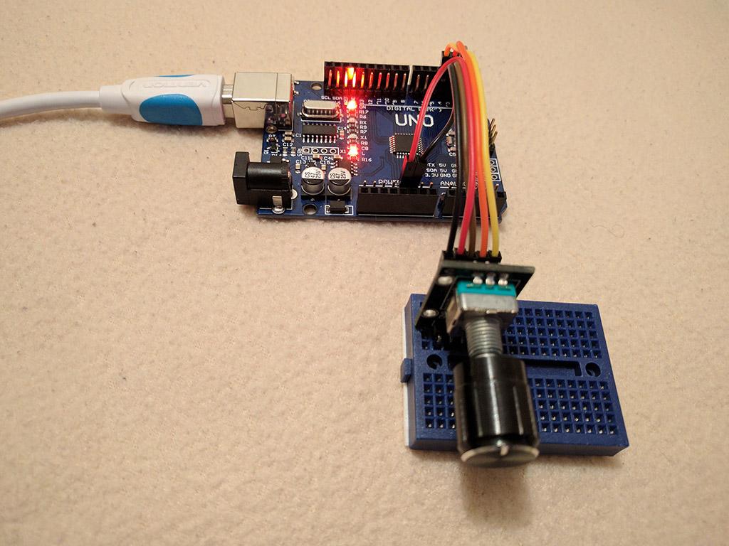 B4R Tutorial - Using an incremental rotary encoder | B4X Community