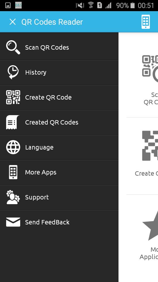 Share My Creation - QR Code Reader - Leitor de QR Code   B4X