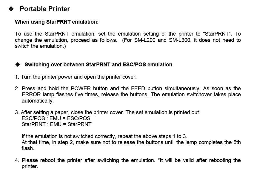 Android Question - BL POS-printer- TSP143IIIBi GDI mode | B4X