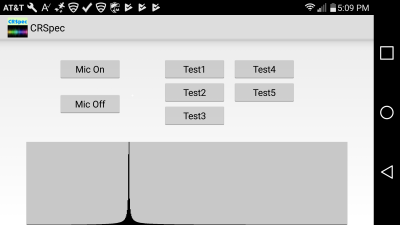 Android Question - recognize a sound with the FFT library | Page 2