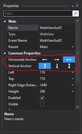 B4J Question - How to enable horizontal scrollbar in Webview