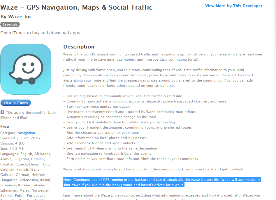 iOS Question - App Disclamier | B4X Community - Android, iOS