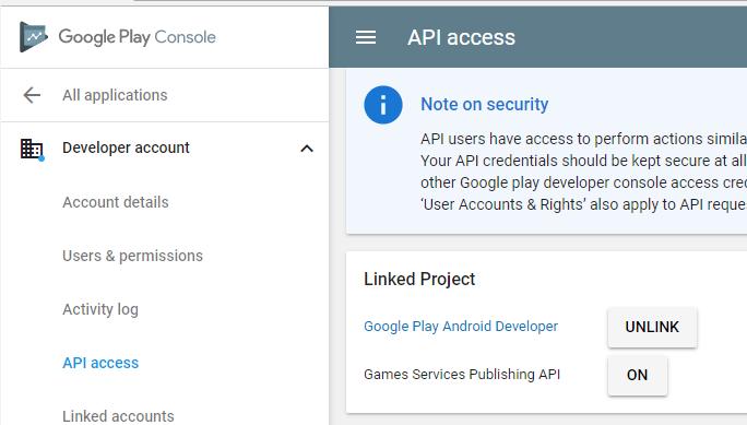 B4J Tutorial - Google Play Developer API | B4X Community