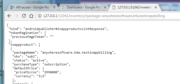 B4J Tutorial - Google Play Developer API   B4X Community