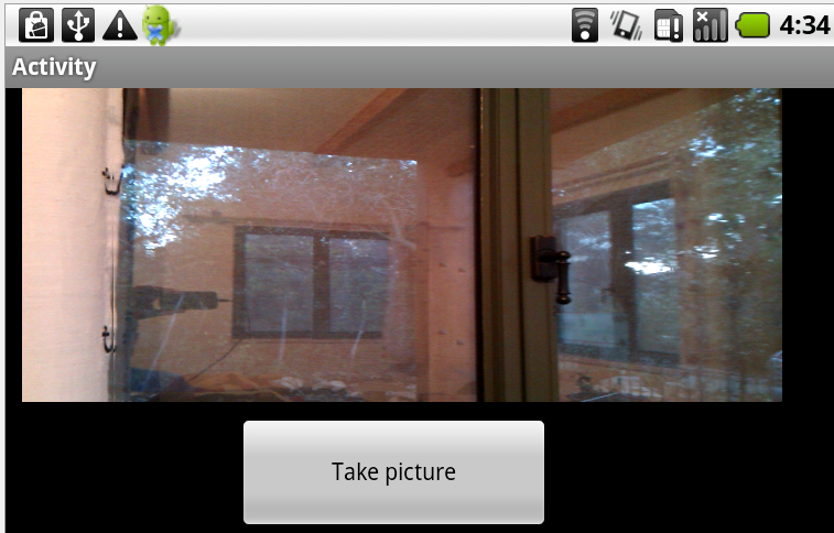 android tutorial take pictures with the internal camera b4x