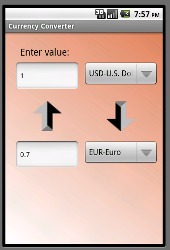 In This Tutorial We Will Use The Following Web Service To Convert Currencies Http Www Webservicex Currencyc Tocurrency Eur